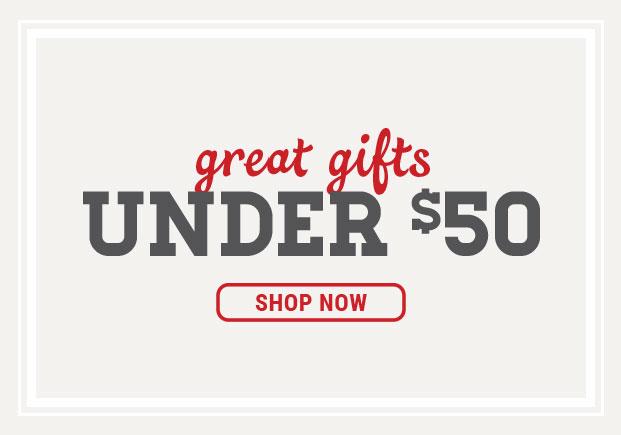 SCHEELS  |  Gifts Under $50