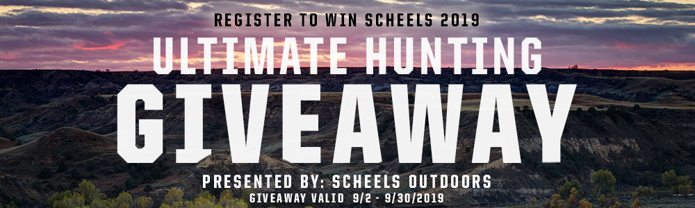 SCHEELS  |  Ultimate Hunting Giveaway
